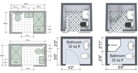 half bathroom design small bathroom space arrangement creativity engineering feed