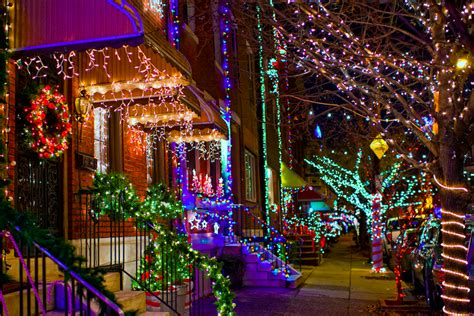 christmas lights in the city of logan new founding footsteps lights tour through philly