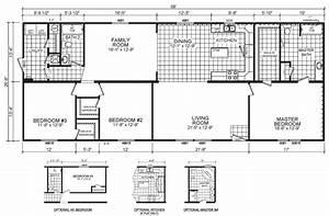 Vanderburgh 28 X 68 1813 Sqft Mobile Home