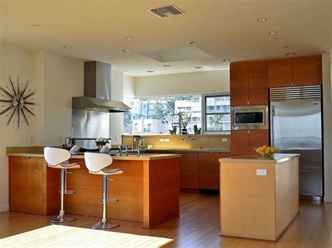 17+ Comely Kitchen Interior Modern Open Plan
