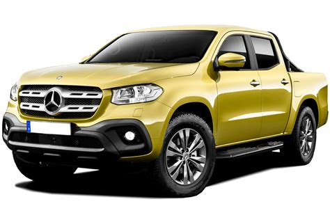 Mercedes X-class Pickup Review