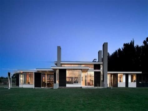 One Story Modern House Plans by Large Modern Single Story House Plans Modern Homes