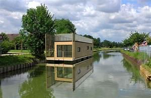 Maison Flottant Prix : aquapartement 50 m aquashell ~ Dode.kayakingforconservation.com Idées de Décoration