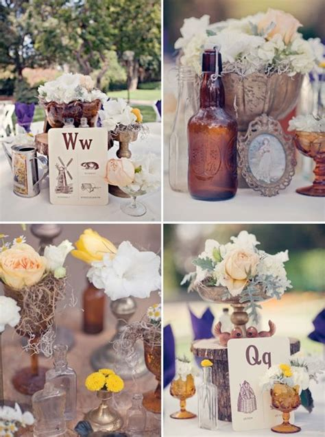 1920's wedding decor ideas I have a ton of old