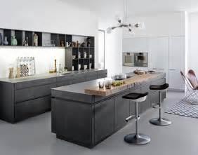 small kitchen breakfast bar ideas using concrete in the kitchen kitchen sourcebook