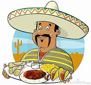 Mexican Chef Stock Image - Image: 16733721