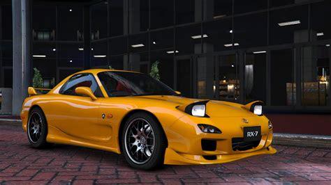 Mazda Rx7 Spirit R (fd3s) [re-amemiya|pandem|eurou]