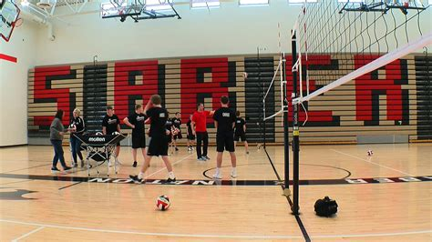 boys volleyball growing quickly  minnesota high schools