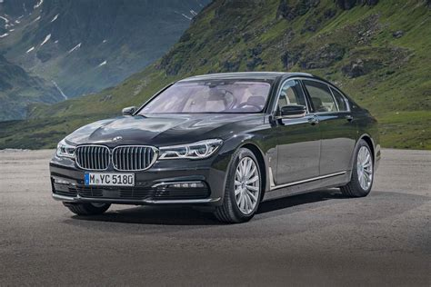 2018 Bmw 7 Series Hybrid Pricing  For Sale Edmunds