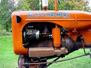 Allis Chalmers Model B Engine Side Weight Support Bushings