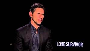 """Lone Survivor: Eric Bana """"Lt. Cmdr. Erik S. Kristensen ..."""