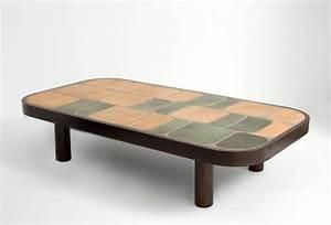 roger capron shogun coffee table ca 1960 artsy With artsy coffee table