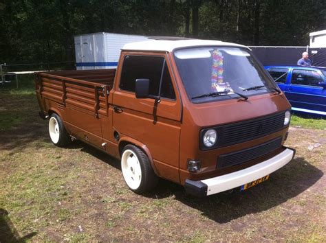 chocolate doka with custom wheels vanagon hacks mods vanagonhacks