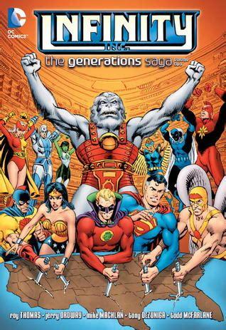 infinity   generations saga vol   roy thomas