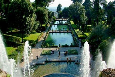 tivoli gardens italy cruise driver to up from civitavecchia drive