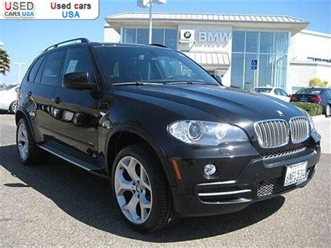 Bmw X5 2007 For Sale by For Sale 2007 Passenger Car Bmw X5 4 8i Awd 4dr Suv Santa