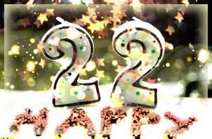 Happy 22nd Birthday Quotes