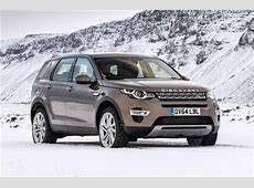 Land Rover Discovery Sport 22 SD4 2015 Road Test Road