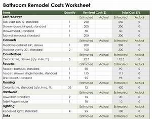 Bathroom Glamorous Bathroom Remodel Checklist Bathroom - Bathroom remodel list