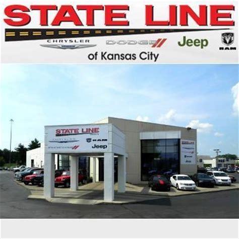 Dealers In Kansas City by State Line Chrysler Jeep Dodge Ram Of Kansas City Kansas