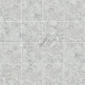 Fantasy white marble floor tile texture seamless 14873