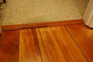 Ideas Beautiful Carpet to Hardwood Floor Transition