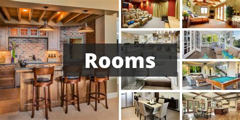 101 Interior Design Ideas For 25 Types Of Rooms In A House