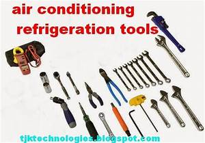 How Learning For Air Conditioning And Refrigeration Tools