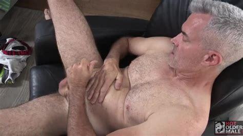 Silver Daddy Derek Anthony