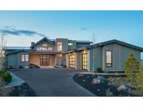 Modern Ranch Home Designs Ideas Photo Gallery by Contemporary Modern House Plans At Eplans Modern