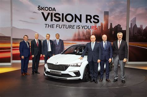 Pictures From Škoda Auto At The