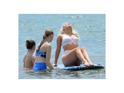 Carson Witney Bikini Beach Hawaii June Gotceleb
