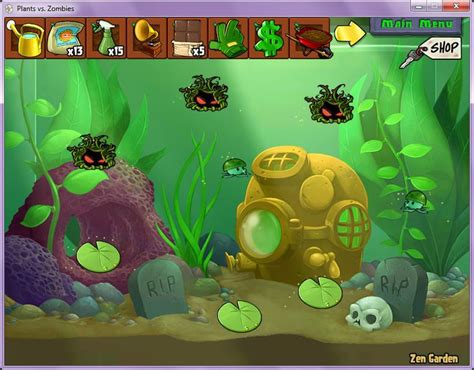 plants vs zombies codes for pc