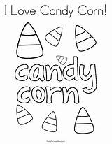 Candy Coloring Corn Halloween Pages Sheet Worksheets Print Noodle Twisty Mini Books Comments sketch template