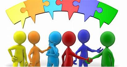 Collaboration Relationship Clipart Community Learning Interpersonal Collaborative