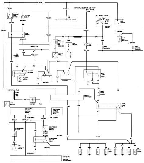 Camino Wiring Diagram Circuit