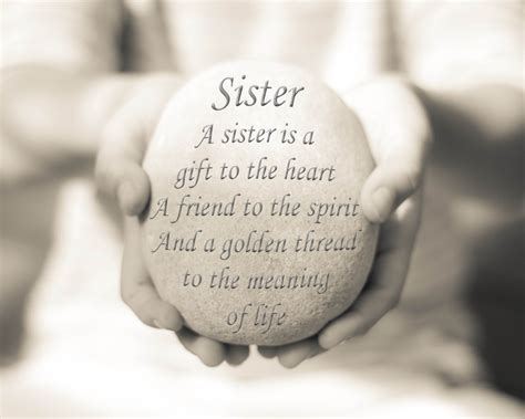 Sister Quote Sister Quote Print Sister By Oceandropphotography, .00