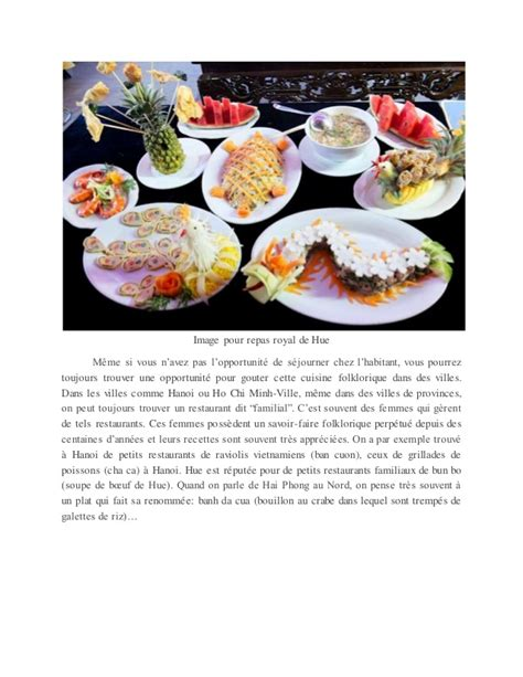 cuisine hawa nne cuisine vietnamienne