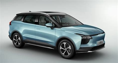 aiways    electric chinese suv  reach