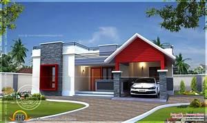 Single floor home plan in 1400 square feet