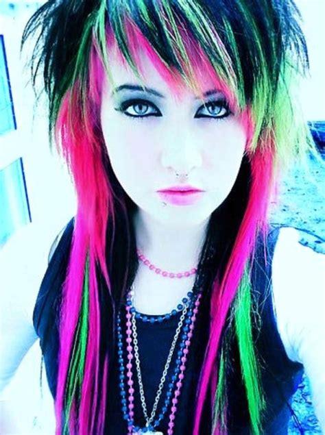 25 Best Ideas About Punk Rock Hairstyles On Pinterest