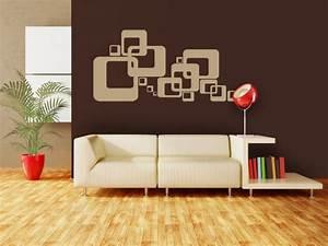 Wohnzimmer Streichen Muster : farbgestaltung w nde beispiele ~ Markanthonyermac.com Haus und Dekorationen