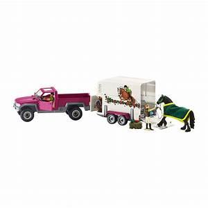 Spielzeug Online Bestellen : schleich pick up mit pferdeanh nger pferdestall bauernhof loesdau passion pferdesport ~ Orissabook.com Haus und Dekorationen