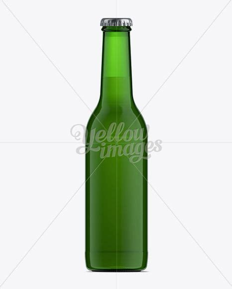 Change its design according to your needs. Download 330ml Green Glass Ale Bottle Mockup PSD Free ...