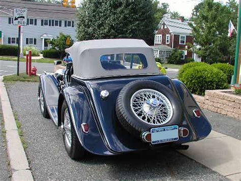 1938 Aston Martin 2 Litre Special