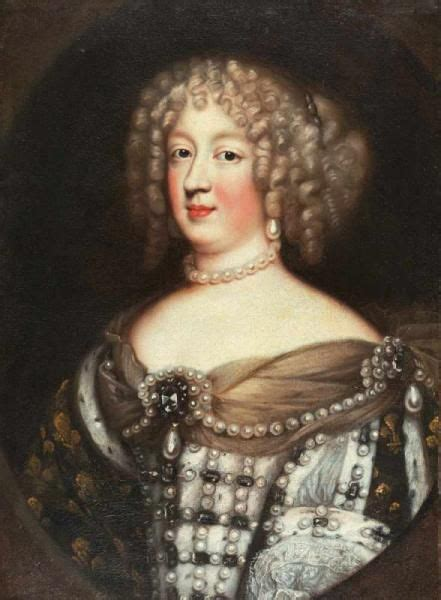 jean nocret louis xiv and the royal family marie therese rein de france 1638 1683 ca 1660 by jean