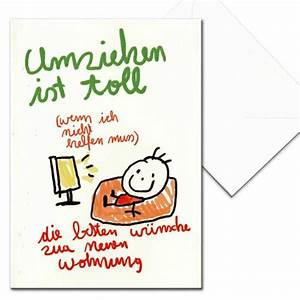 Neue Wohnung Geschenk : nici gl ckwunschkarte umzug kinderkunst umziehen ist toll aufklappkarte ~ Markanthonyermac.com Haus und Dekorationen