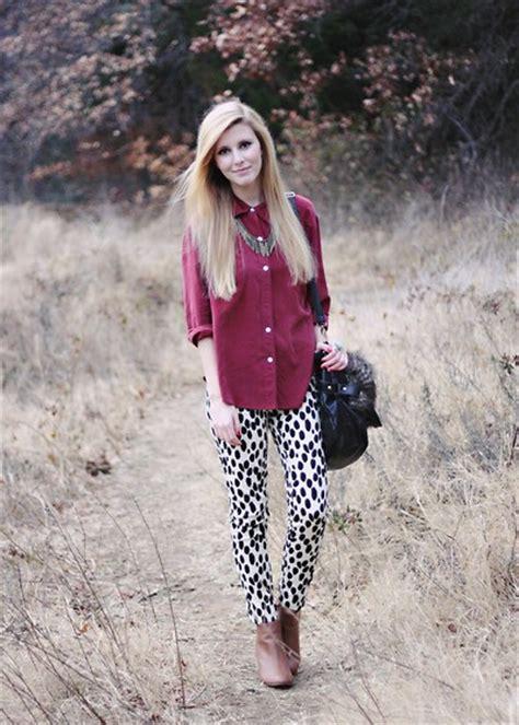 Susie Gibson Vintage Maroon Button Down Handm Dalmatian