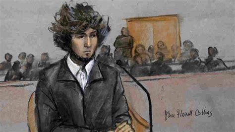Dzhokhar Tsarnaev Guilty In Boston Marathon Bombing Case