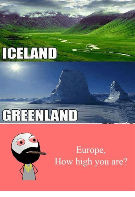 Iceland Meme - funny greenland memes of 2017 on sizzle logicalness